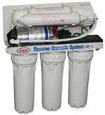 Фильтр для очистки воды с обратным осмосом KRAUSEN RО 400 PUMP